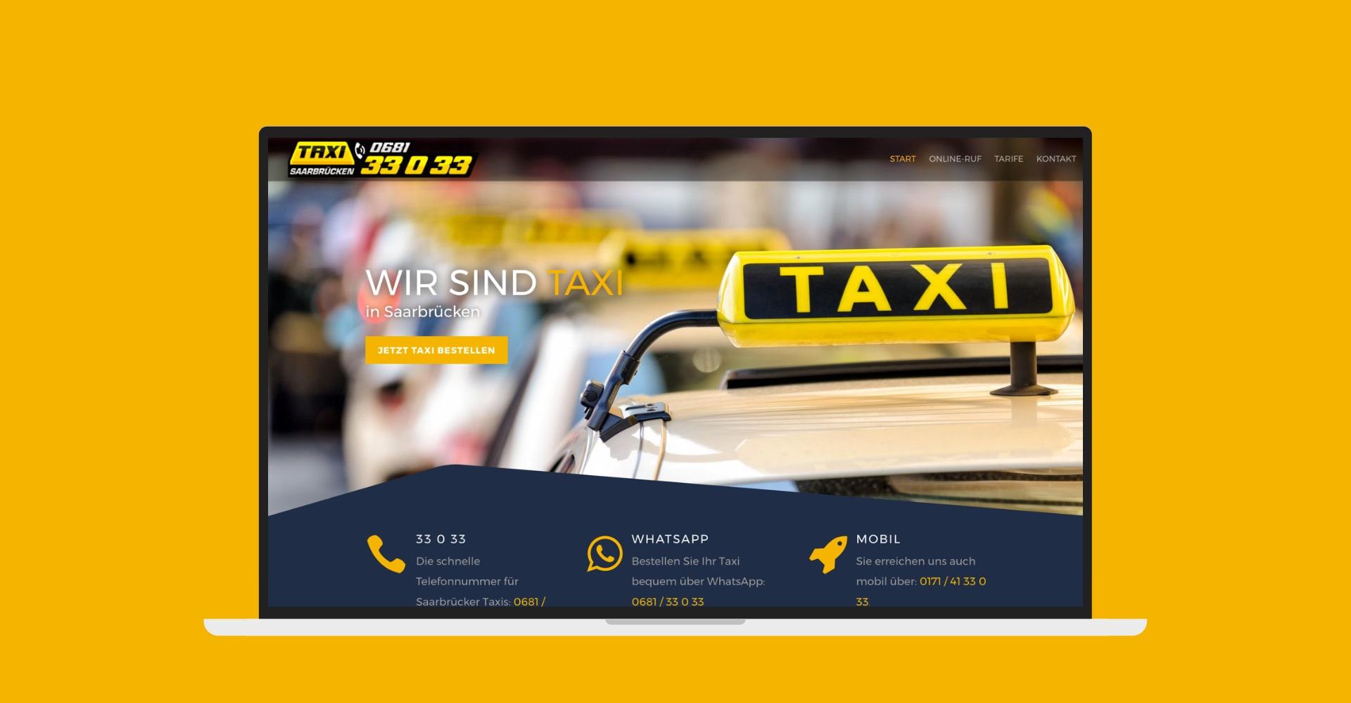 Taxi Saarbrücken eG